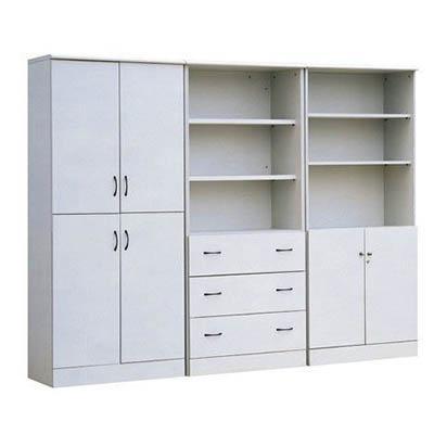 木质文件柜C